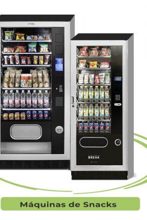 Máquinas de snacks