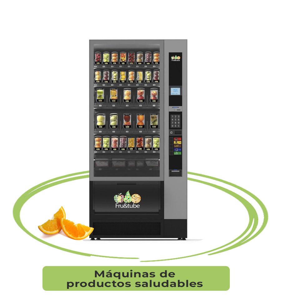 maquinas vending comida saludable