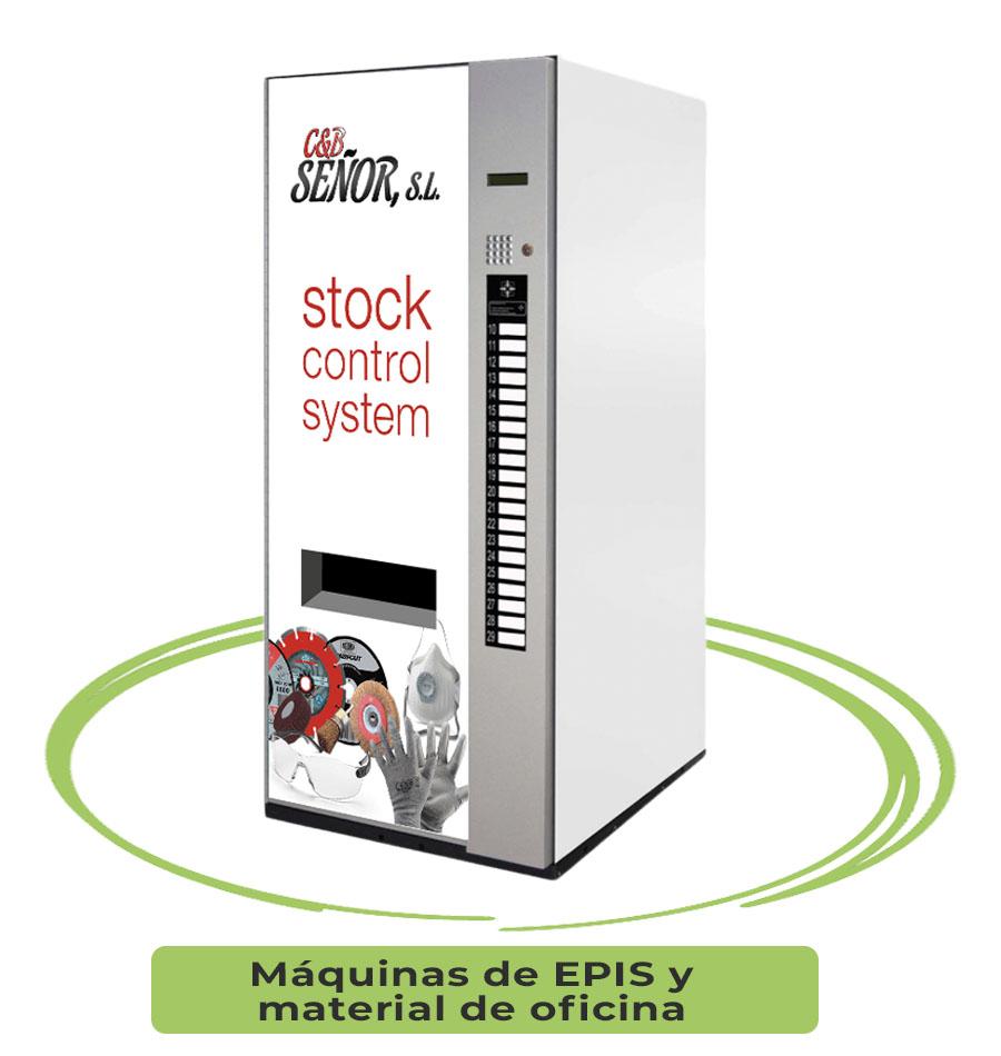 maquinas vending de epis