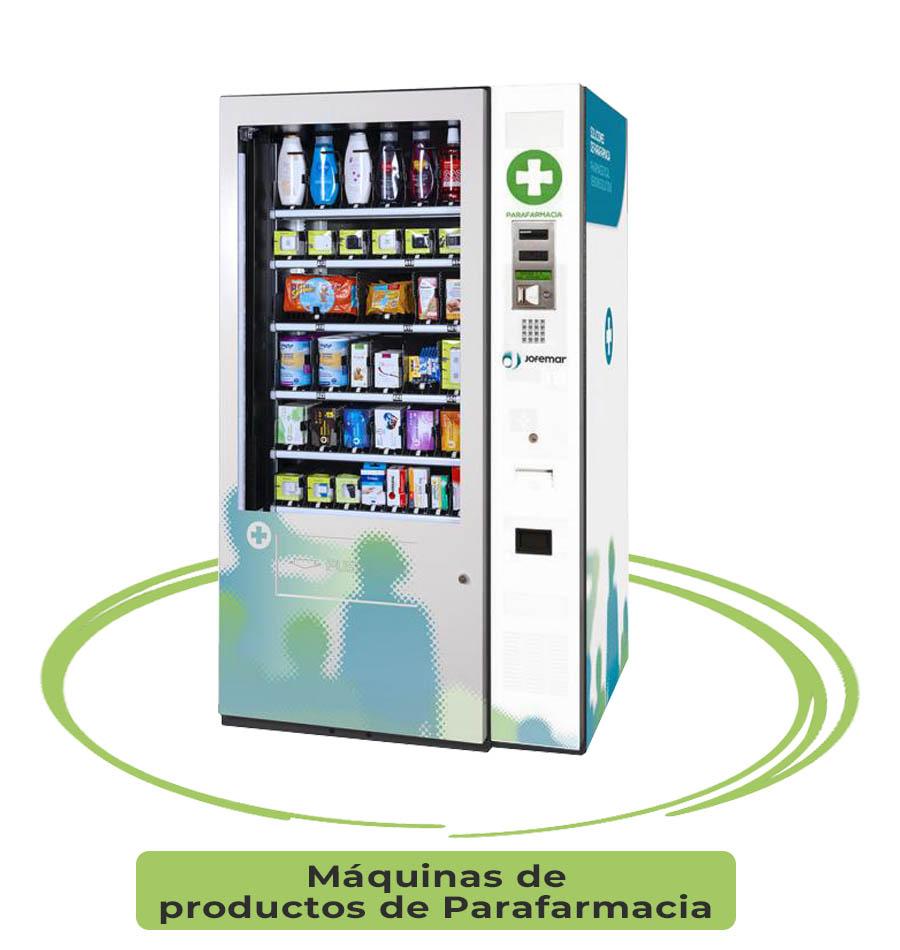 maquinas expendedoras para farmacia