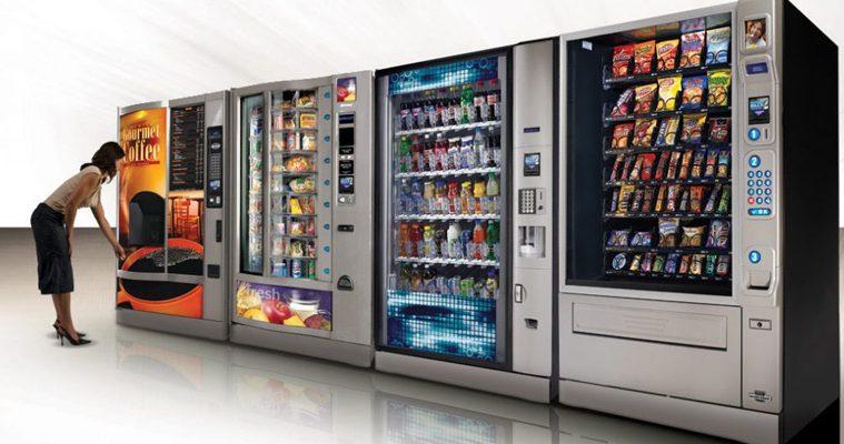 Máquinas vending para espacios coworking